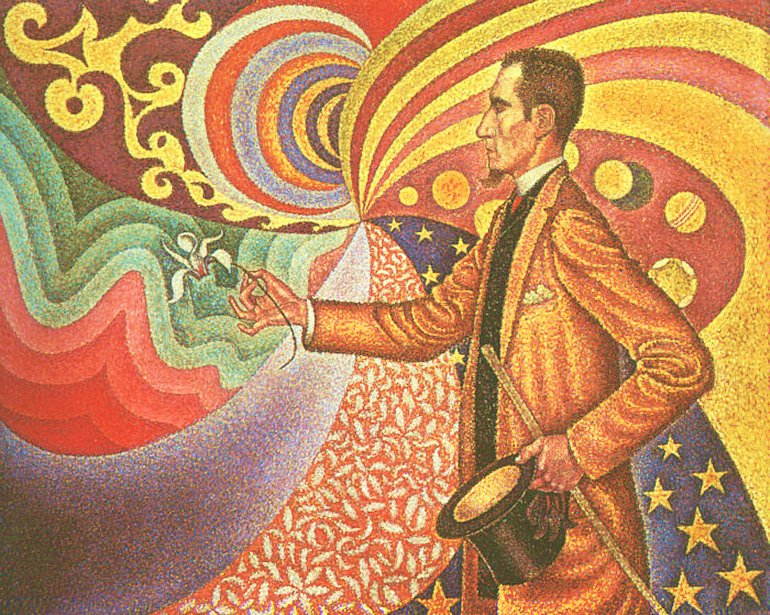 Feneon by Paul Signac
