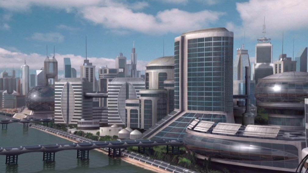 Toronto 2110 AD