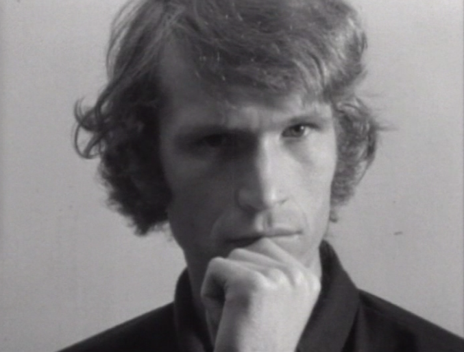 Still from a Bas Jan Ader Film