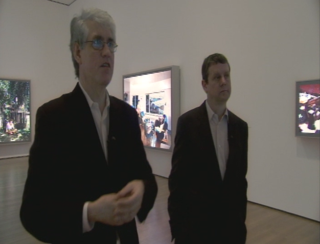 Peter Galassi and Jeff Wall